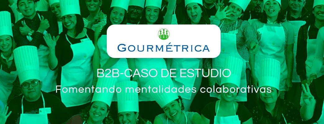 caso B2B Gourmétrica Team Building